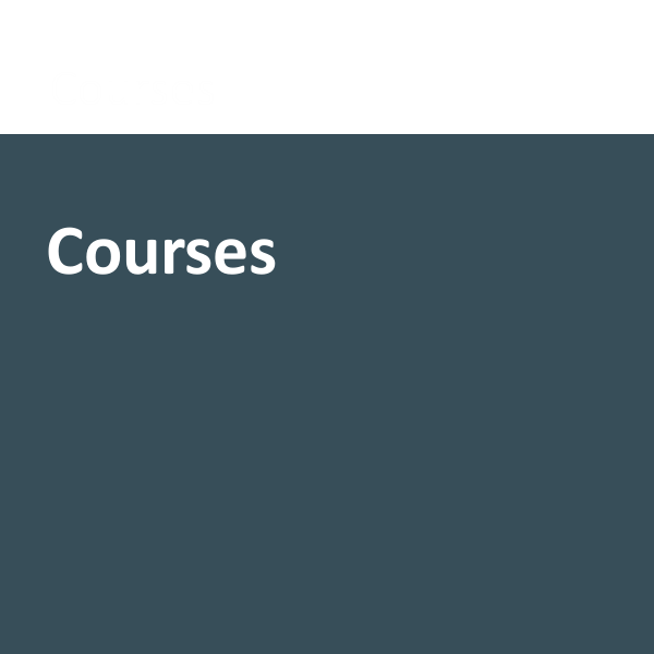 Public courses category
