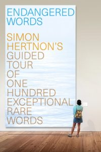 Endangered Words Kindle edition cover
