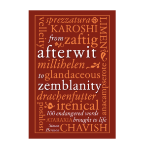 From Afterwit to Zemblanity book cover