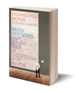 Endangered Words - The Second Exhibition paperback
