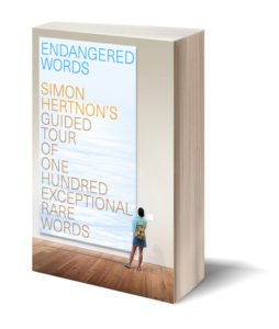 Endangered Words paperback
