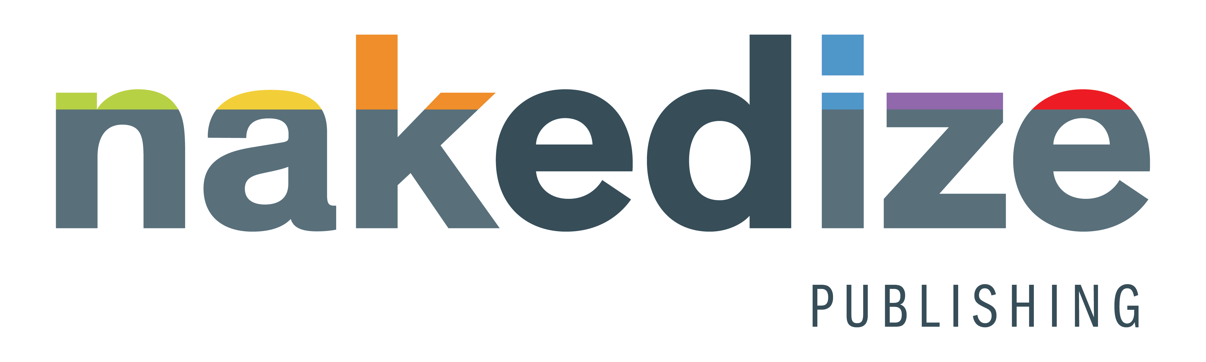 Nakedize Publishing logo