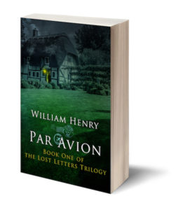 Concept cover of Par Avion by William Henry